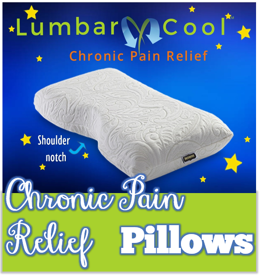 CHRONIC PAIN RELIEF PILLOWS