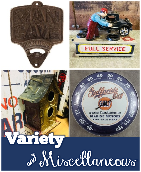 VARIETY &MISCELLANEOUS
