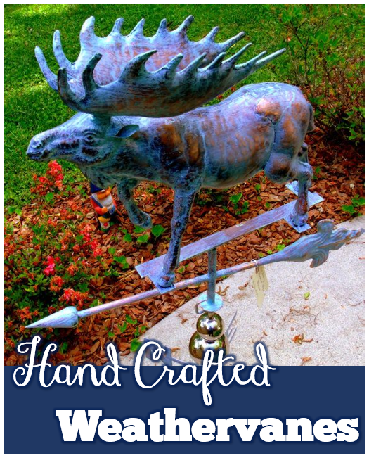 HAND CRAFTED WEATHERVANES